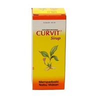 Curvit Sirup 60 mL