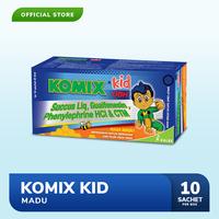 Komix Kid OBH (10 Sachet)
