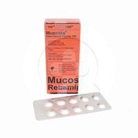 Mucosta Tablet 100 mg (1 Strip @ 10 Tablet)