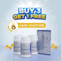 Herbamed Paket 3 Produk Gratis 1 Sanitizer Herbal Kanker Angcanglie NA