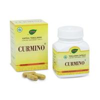 Jamu IBOE - 1 Botol Curmino Herbal Supplement 30 Kapsul