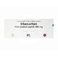 Irbesartan Indofarma Tablet 300 mg (5 Strip @ 10 Tablet)