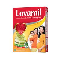 Lovamil Ibu Hamil Kacang Hijau Box - 120 g