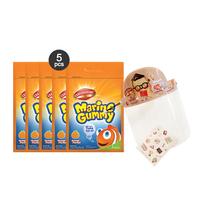 Paket Cerebrofort Gummy Orange X Big Bear