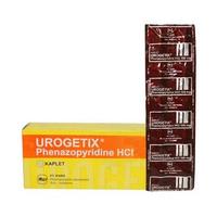 Urogetix Kaplet 100 mg (10 Strip @ 10 Kaplet)