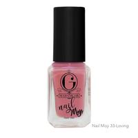 Madame Gie Nail Moji 33 Loving