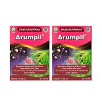 Dami Sariwana Arumpil Pil (1 Box @ 100 Pil) - Twinpack