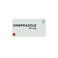 Omeprazole Kapsul 20 mg (1 Strip @ 10 Kapsul)
