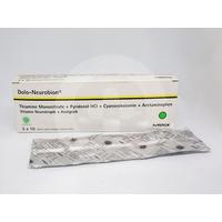 Dolo Neurobion Tablet (5 Strip @ 10 Tablet)