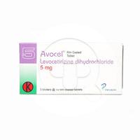 Avocel Tablet 5 mg (1 Strip @ 10 Tablet)