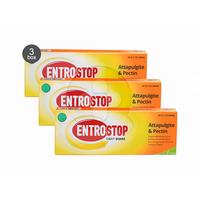 Neo Entrostop Tablet (3 Box isi 2 Strip @ 12 Tablet)