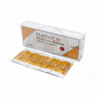 Flamar Tablet 50 mg (1 Strip @ 10 Tablet)