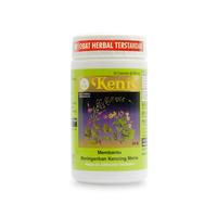 Borobudur Herbal Kenis Kapsul (60 Kapsul)