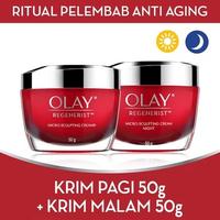 (LEBIH HEMAT) Olay Ritual Pelembab Anti Aging