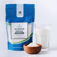 Francis Organic Almond Drink / Susu Almond Bubuk - Unsweetened 150 g