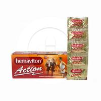Hemaviton Action Kapsul (10 Strip @ 5 Kapsul)