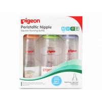 Pigeon Paket Beli 2 Bonus 1 Botol PP KP 240 mL