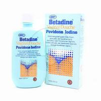 Betadine Vaginal Douche 225 mL