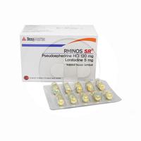 Rhinos SR Kapsul (5 Strip @ 10 Kapsul)