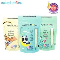 Natural Moms Kantong ASI 150 ml - Thermal Sensor - Love Edition