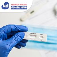 Rapid Swab Antigen Test COVID-19 - Laboratorium Klinik Utama Kedungdoro