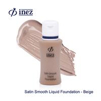 Inez Satin Smooth Liquid Foundation - Beige