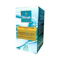 Dilmah Pure Camomile Flowers Tea (Foil Envelope 25s) One Color