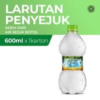 Air Sejuk Adem Sari Botol 15 x 600 mL - 1 Carton