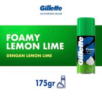 Gillette Shaving Foam Lemon Lime 175 g