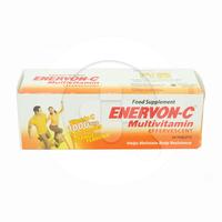 Enervon C Tablet Effervescent (1 Tube @ 10 Tablet)