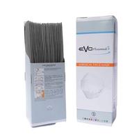Evo PlusMed 4D Surgical Face Mask (Box @ 25 Pcs) - Abu-Abu