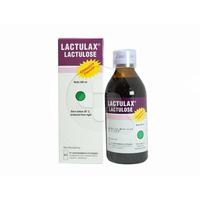 Lactulax Rasa Cokelat Sirup 3,335 g / 5 mL - 200 mL