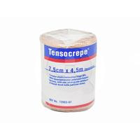Tensocrepe Perban Elastis 7,5 cm x 4,5 m (1 Pack @ 1 Roll)