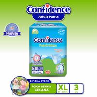 Confidence Popok Celana XL 3