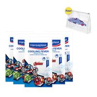 Hansaplast Cooling Fever Avengers Bundle