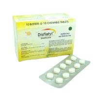 Disflatyl Tablet (10 Strip @ 10 Tablet)