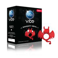Vivo Vibe Naughty Devil Red