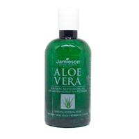 Jamieson Aloe Vera Soothing & Moist Gel 240 mL