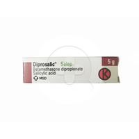 Diprosalic Salep 5 g