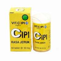 IPI Vitamin C Tablet 50 mg (50 Tablet)
