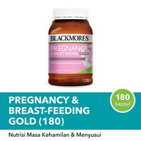 Blackmores Pregnancy & Breast - Feeding Gold (180)