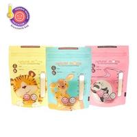 Natural Moms Kantong ASI 120 ml - Thermal Sensor - Jungle Edition