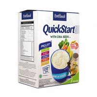 Entrasol Quick Start Cereal Vanilla Veggie 5 x 30 g