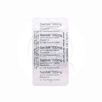 Salofalk Tablet 500 mg (1 Strip @ 10 Tablet)
