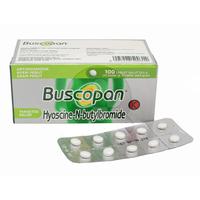 Buscopan Tablet 10 mg (1 Strip @ 10 Tablet)