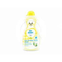 My Baby Hair & Body Wash Aloe Vera & Avocado 100 ml
