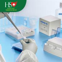 Swab PCR Test COVID-19 (Hasil 1 Hari) - RS Harapan Sehati