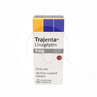 Trajenta Tablet 5 mg (3 Strip @ 10 Tablet)