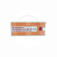 Dramasine Tablet (1 Strip @ 10 Tablet)