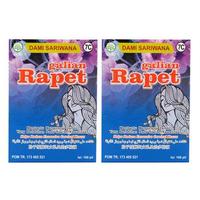 Dami Sariwana Galian Rapet Pil (1 Box @ 100 Pil) - Twinpack